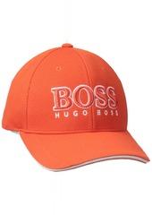 BOSS Hugo Boss Men's Logo Pique Cap Us