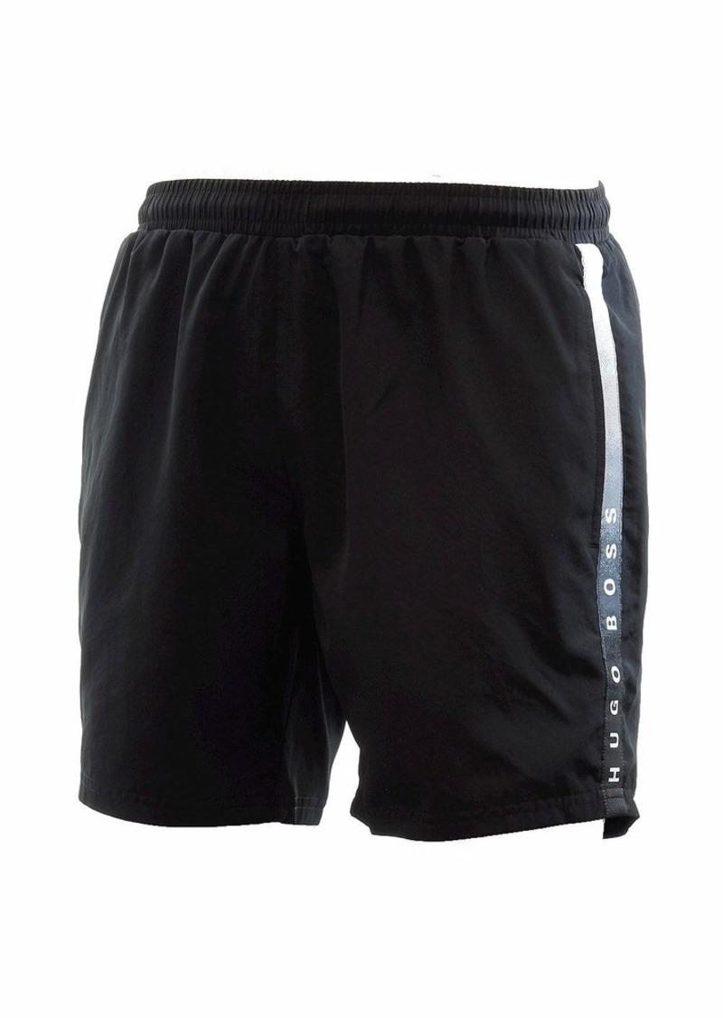 BOSS HUGO BOSS Men's Seabream Swim Shorts Black