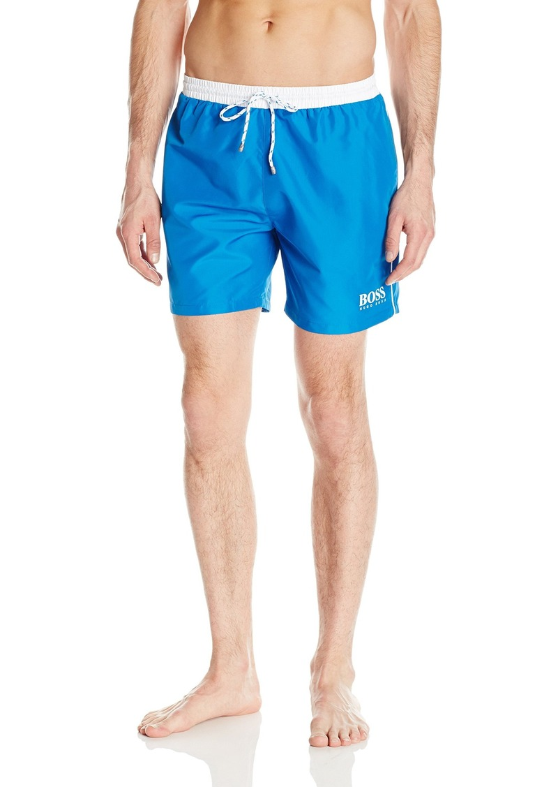 38a991a79f4a5 On Sale today! Hugo Boss Hugo Boss BOSS Men's Starfish Swim Trunk