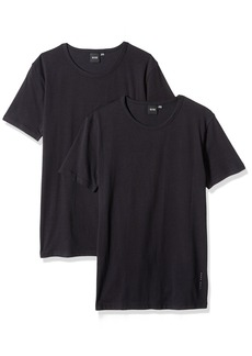 Hugo Boss BOSS Men's T-Shirt Rn 2p Co/el 10194356 01