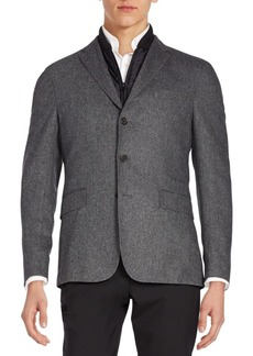 Hugo Boss Nelson Virgin Wool-Blend Sportcoat