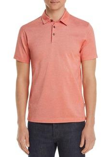 Hugo Boss BOSS Oxford Piqu� Regular Fit Polo Shirt