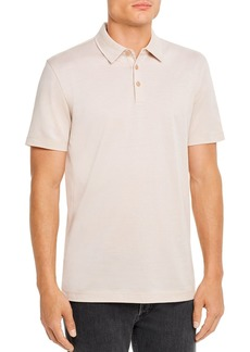 Hugo Boss BOSS Oxford Piqu� Regular Fit Polo Shirt