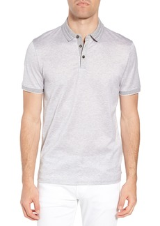 Hugo Boss BOSS Regular Fit Prout Tipped Polo