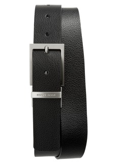 Hugo Boss BOSS Reming Reversible Leather Belt