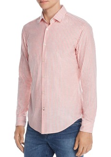 Hugo Boss BOSS Rikki Striped Regular Fit Shirt