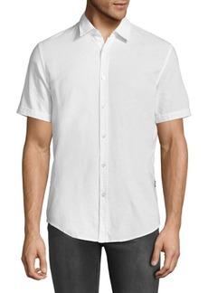 Hugo Boss Ronn Short Sleeve Shirt