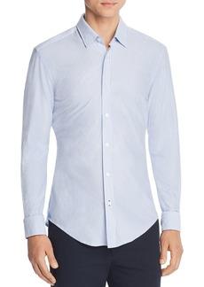 Hugo Boss BOSS Ronni Pinstripe Slim Fit Shirt