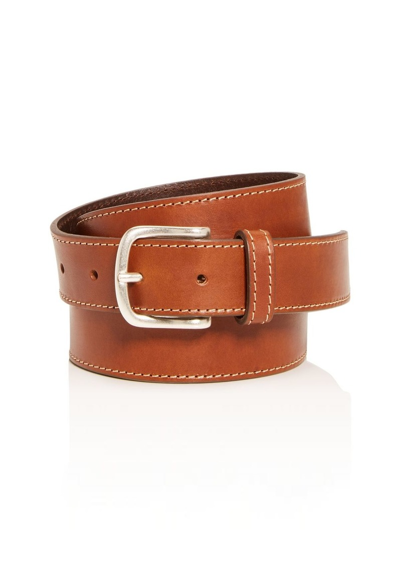 BOSS Hugo Boss Men's Sash Plain Leather Belt