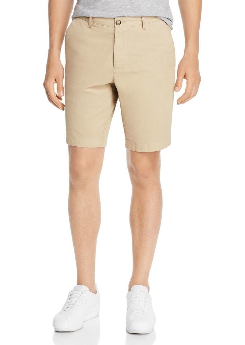 Hugo Boss BOSS Slice Regular Fit Twill Shorts