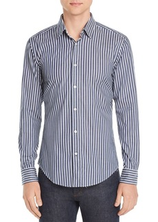 Hugo Boss BOSS Striped Slim Fit Shirt