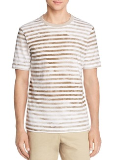 Hugo Boss BOSS Tirch Marble Striped Jersey Tee