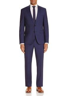 BOSS Hugo Boss Tonal Glen Plaid Classic Fit Suit