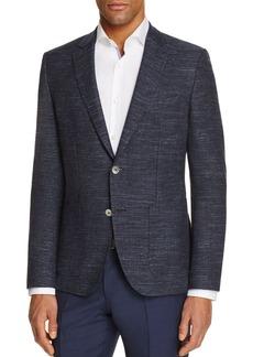 BOSS Hugo Boss Tweed Regular Fit Sport Coat - 100% Exclusive
