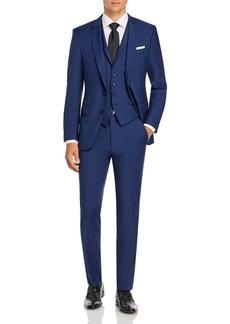 Hugo Boss BOSS Hutson5/Gander3 Solid 3-Piece Suit