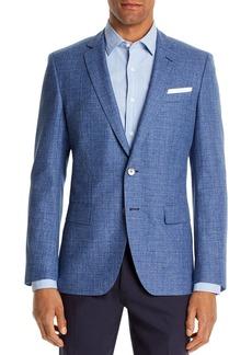 Hugo Boss BOSS Hutsons Textured-Weave Slim Fit Sport Coat