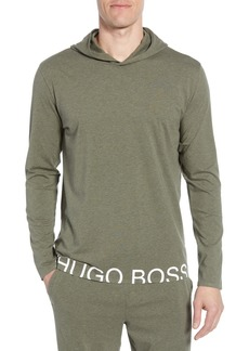 Hugo Boss BOSS Identity Stretch Cotton Hoodie