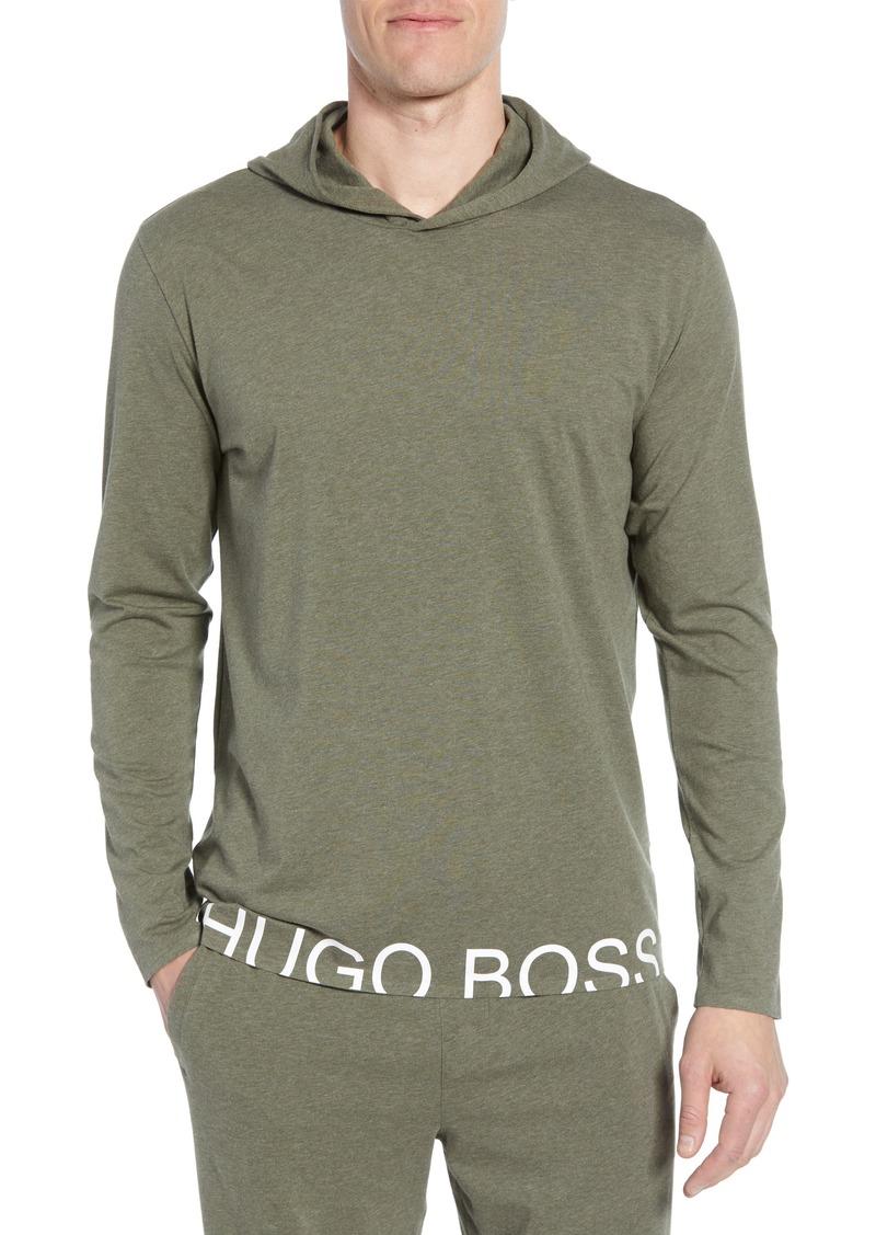 Hugo Boss BOSS Identity Stretch Cotton Hoodie