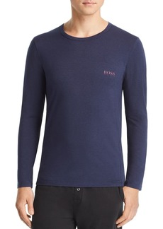 Hugo Boss BOSS Infinity Long-Sleeve Long Johns Lounge Tee