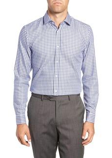 Hugo Boss BOSS x Nordstrom Isaac Slim Fit Check Dress Shirt