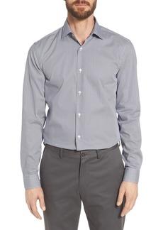 Hugo Boss BOSS Ismo Slim Fit Dot Dress Shirt