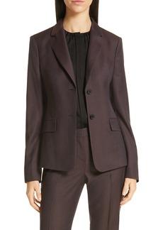 Hugo Boss BOSS Jabahana Wool Suit Jacket (Regular & Petite)