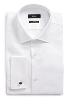 Hugo Boss BOSS Jacques Slim Fit Solid Dress Shirt