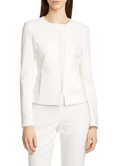 Hugo Boss BOSS Jaina Soft Stretch Suit Jacket