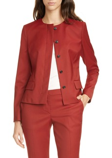 Hugo Boss BOSS Jamaren Wool Suit Jacket (Regular & Petite)
