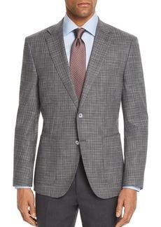 Hugo Boss BOSS Janson Regular Fit Textured Check Sport Coat