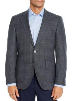 Hugo Boss BOSS Janson Tonal Plaid Regular Fit Sport Coat