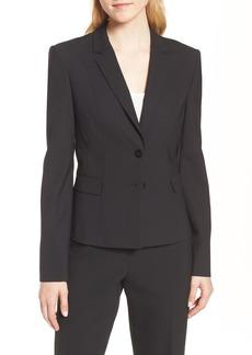 Hugo Boss BOSS Jaru Stretch Wool Suit Jacket