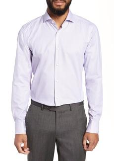 Hugo Boss BOSS Jason Slim Fit Check Dress Shirt