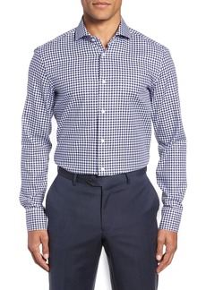 Hugo Boss BOSS Jason Slim Fit Check Dress Shirt