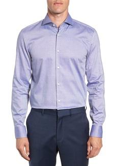 Hugo Boss BOSS Jason Slim Fit Dot Dress Shirt
