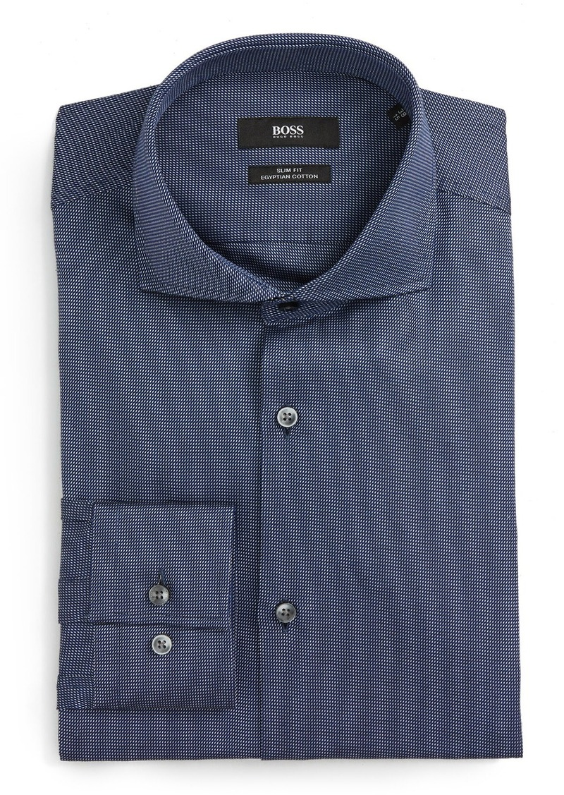 Hugo Boss Boss Jason Slim Fit Dress Shirt Dress Shirts