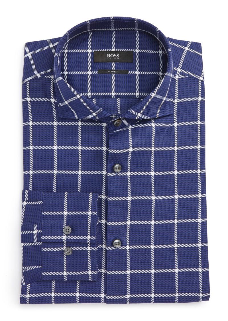 boss dress shirts