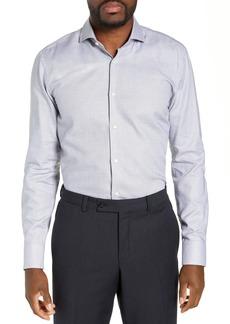 Hugo Boss BOSS Jason Trim Fit Solid Dress Shirt