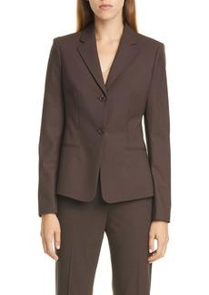 Hugo Boss BOSS Jatinda Stretch Wool Jacket