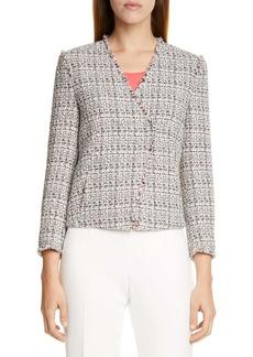 Hugo Boss BOSS Jemilia Tweed Jacket