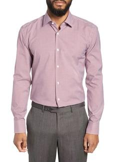 Hugo Boss BOSS Jenno Slim Fit Check Dress Shirt