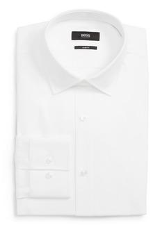 Hugo Boss BOSS Jenno Slim Fit Solid Dress Shirt