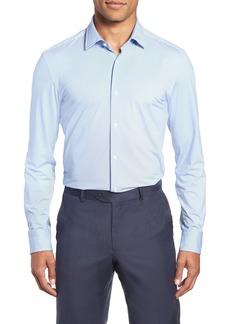 Hugo Boss BOSS Jenno Slim Fit Stretch Check Dress Shirt