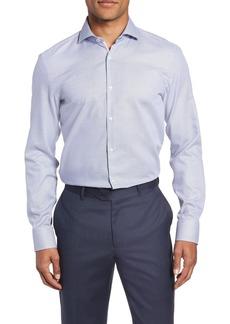 Hugo Boss BOSS x Nordstrom Jerrin Slim Fit Solid Dress Shirt