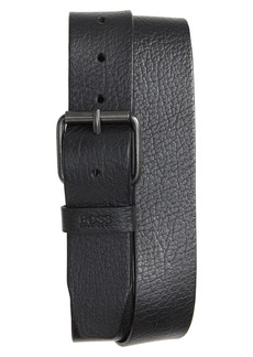 Hugo Boss BOSS Jesse Calfskin Leather Belt