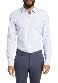 Hugo Boss BOSS Jesse Slim Fit Check Dress Shirt