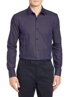 Hugo Boss BOSS Jesse Slim Fit Solid Dress Shirt