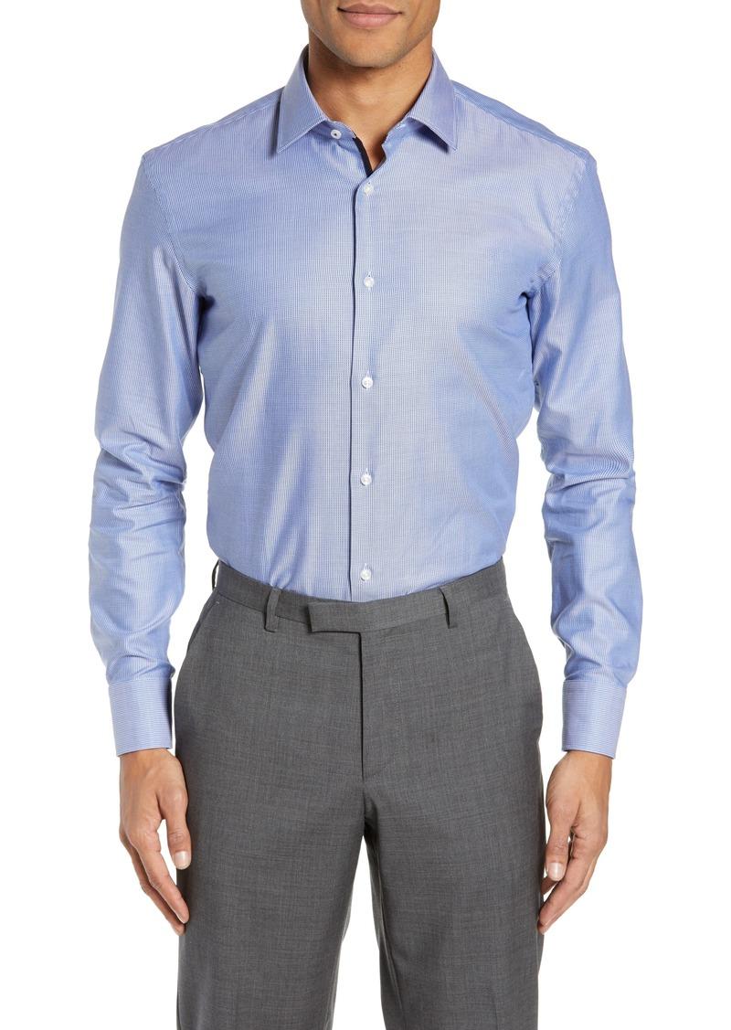 c641675f6 Hugo Boss BOSS Jesse Slim Fit Solid Dress Shirt | Casual Shirts