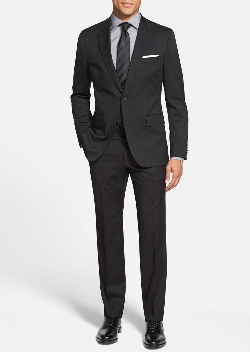 fe01d84cb Hugo Boss BOSS Johnstons/Lenon Classic Fit Wool Suit | Suits