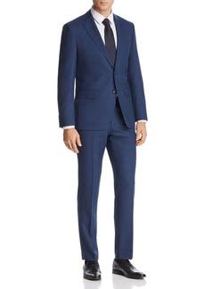 Hugo Boss BOSS Johnstons/Lenon M�lange Micro-Checked Regular Fit Suit - 100% Exclusive